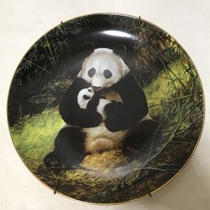 """The Panda"" Collectible Plate"